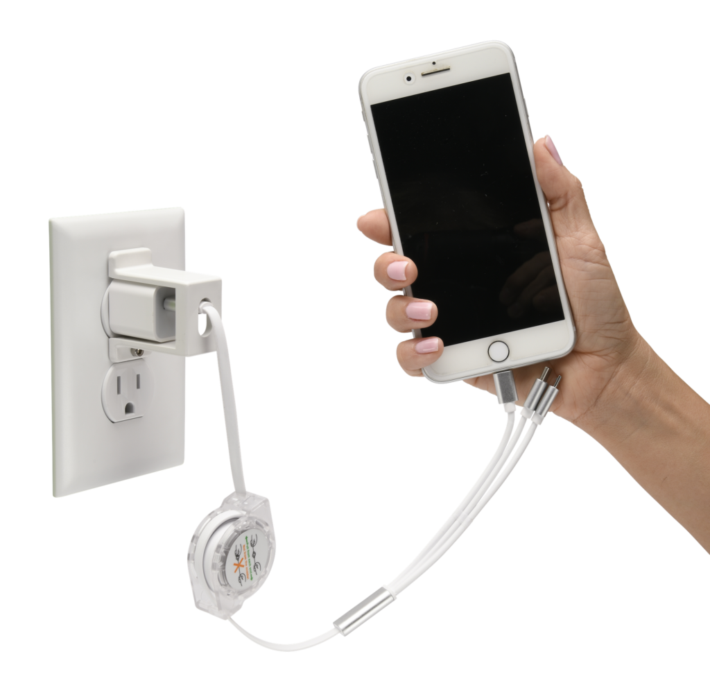 USBThere Phone Charger Lock