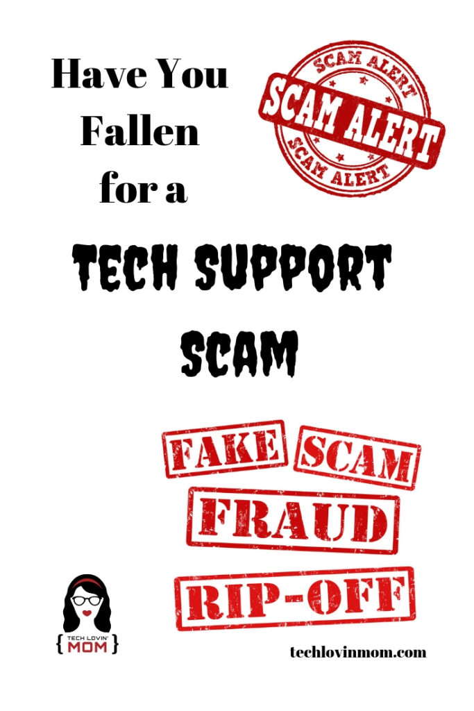 Have you fallen for a Tech Support Scam