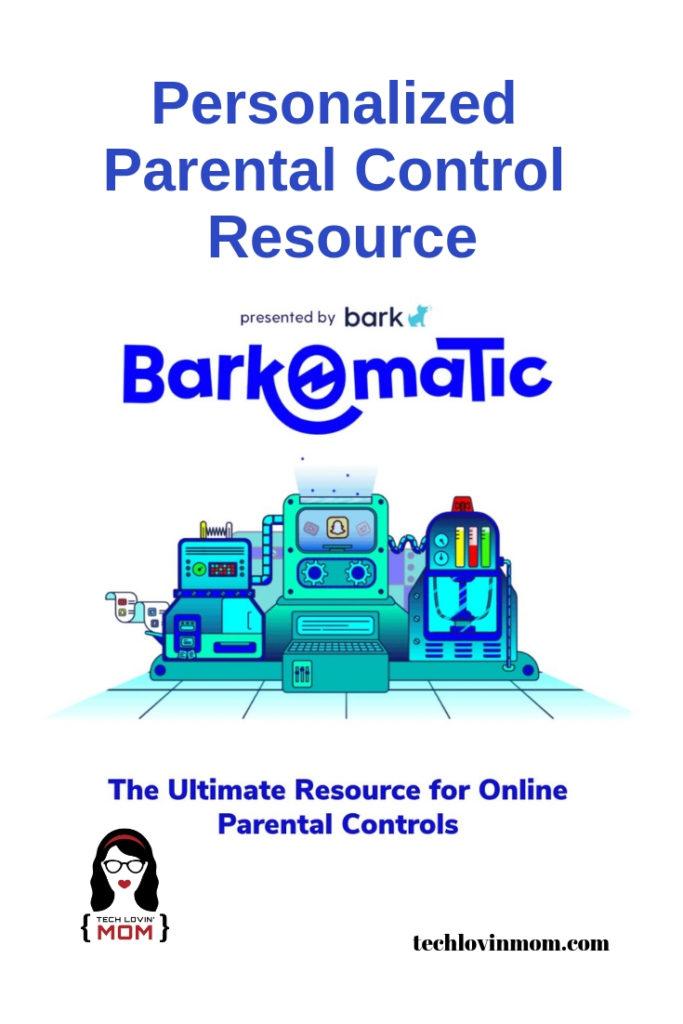 Bark-O-Matic Parental Control Resource