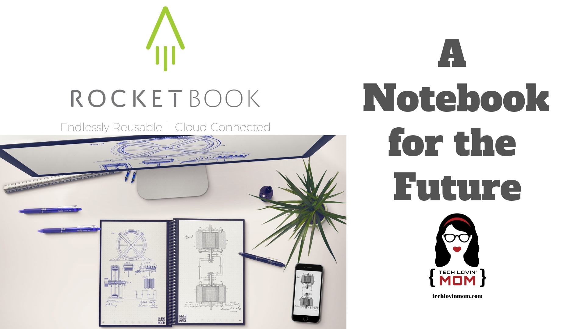 Rocketbook - A Notebook for the Future